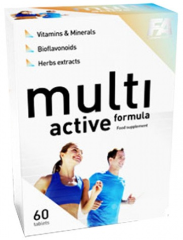 Multi Active Formula Fitness Authority (60 caps)