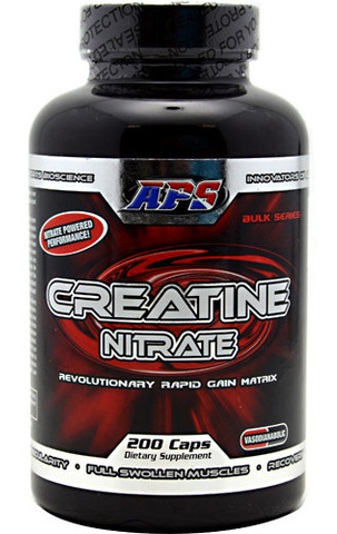 Creatine Nitrate APS Nutrition (200 кап)