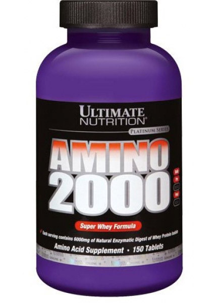 Amino 2000 Ultimate Nutrition (150 таб)