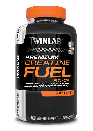Creatine Fuel Stack Premium Twinlab (180 кап)