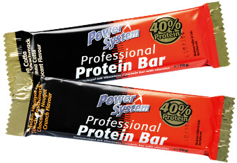 40% Professional Protein Bar Power System (70 gr)