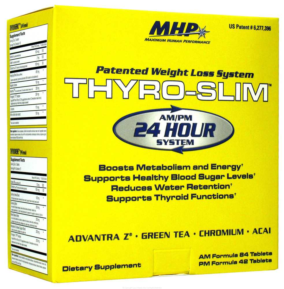 Thyro-Slim AM/PM MHP (84+42 tab)