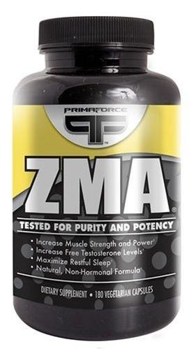 ZMA PrimaFORCE (180 Vegetarian Caps)