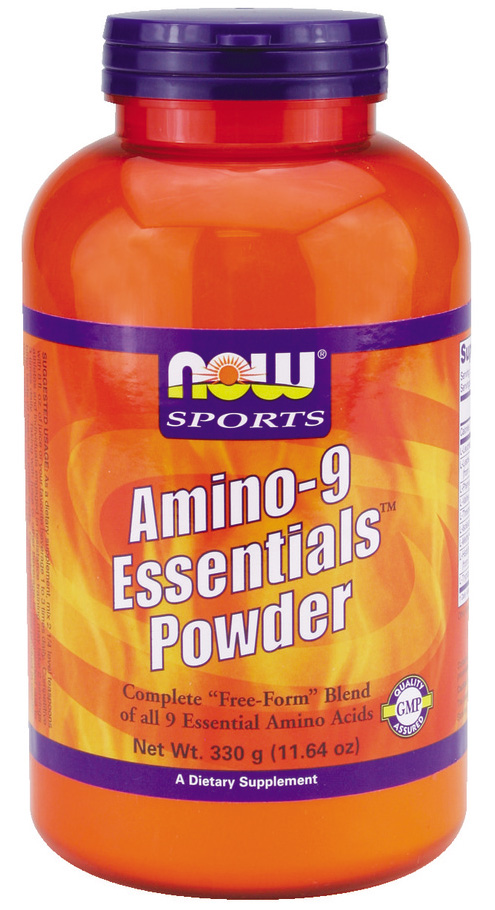 Amino-9 Essentials Powder NOW (330 гр)