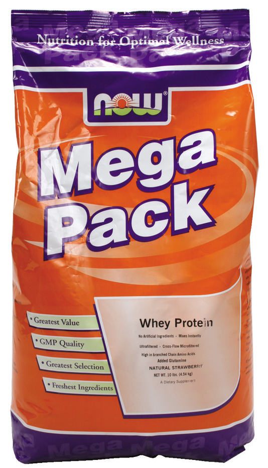 Whey Protein NOW (4540 гр)