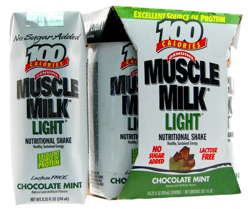 Muscle Milk Light 100 Calorie CytoSport (244 мл)