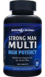 Strong Man Multi - High Potency (180 таб)
