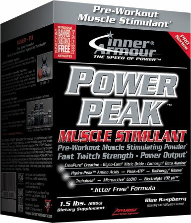Power-Peak Muscle Stimulant (680 гр)