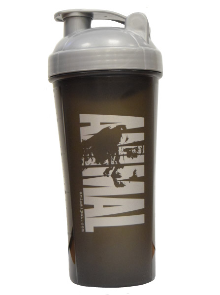 Shaker Animal Cup Black (700 ml)