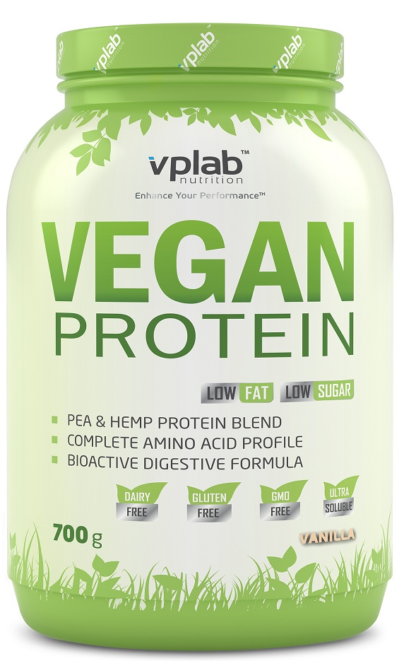 Vegan Protein VP Laboratory (700 гр)