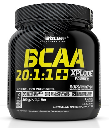 BCAA 20:1:1 Xplode Powder Olimp (500 g)
