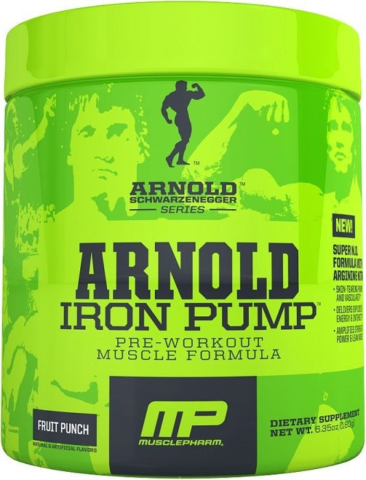 Iron Pump Arnold Series (180 гр)