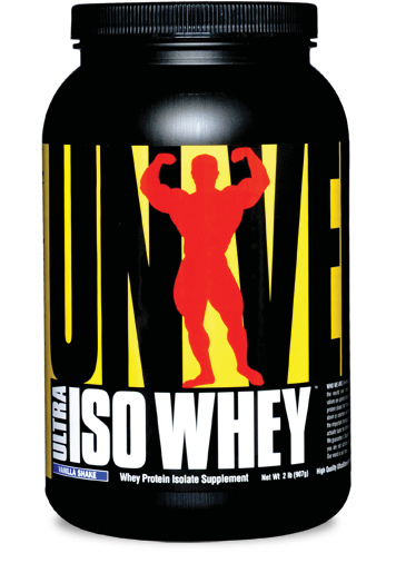 Ultra Iso Whey Universal Nutrition (909 гр)