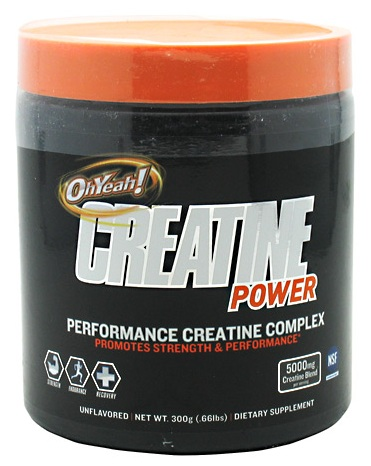 Creatine Power OhYeah! (300 gr)