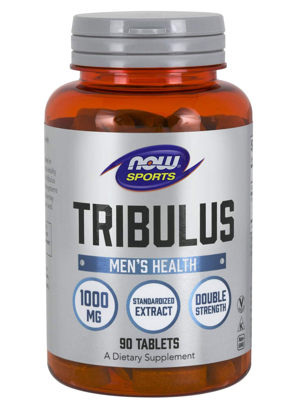 Tribulus 1000 mg NOW (90 tab)