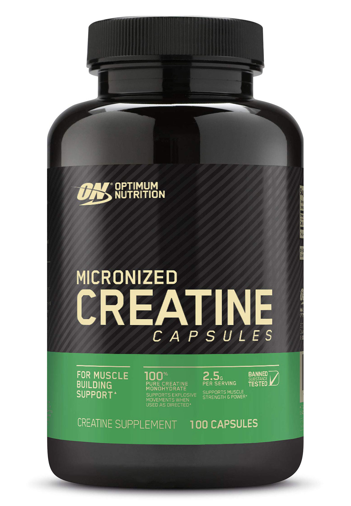 Creatine 2500 Caps Optimum Nutrition (100 cap)