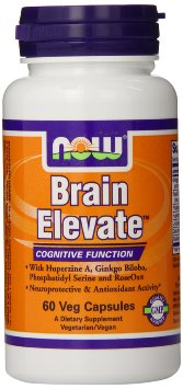 Brain Elevate NOW (60 вег кап)