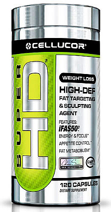 Super HD Cellucor (120 cap)