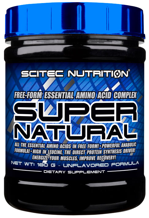 SUPER NATURAL SCITEC NUTRITION (180 гр)