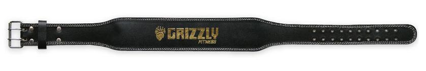 Пояс Grizzly 8464-04 (на пряжке, 2 штыря)