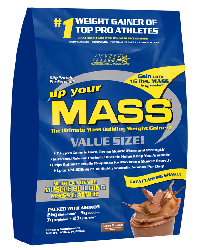 Up Your Mass MHP (4188-4307 gr)