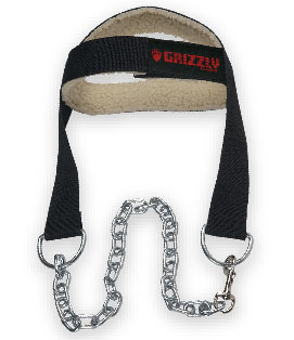 Тяги для шеи (Nylon Head Harness) Grizzly 8606-04