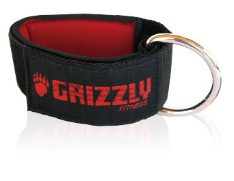 Тяги для ног (Neoprene Ankle Strap) Grizzly 8612-04