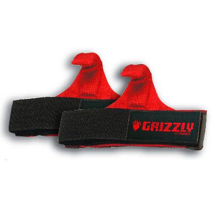 Ремни для тяги c креплением на запястье и крюками GRIZZLY8643-04