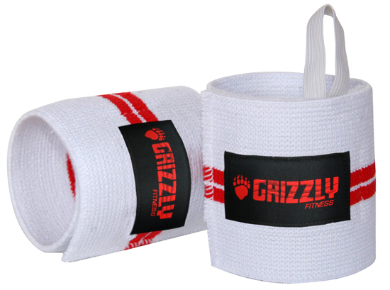 Бинты Grizzly Red Line Wrist Wraps 8663-09 (28 см)