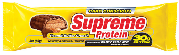 Supreme Protein Carb Conscious Bar (84-86 gr)