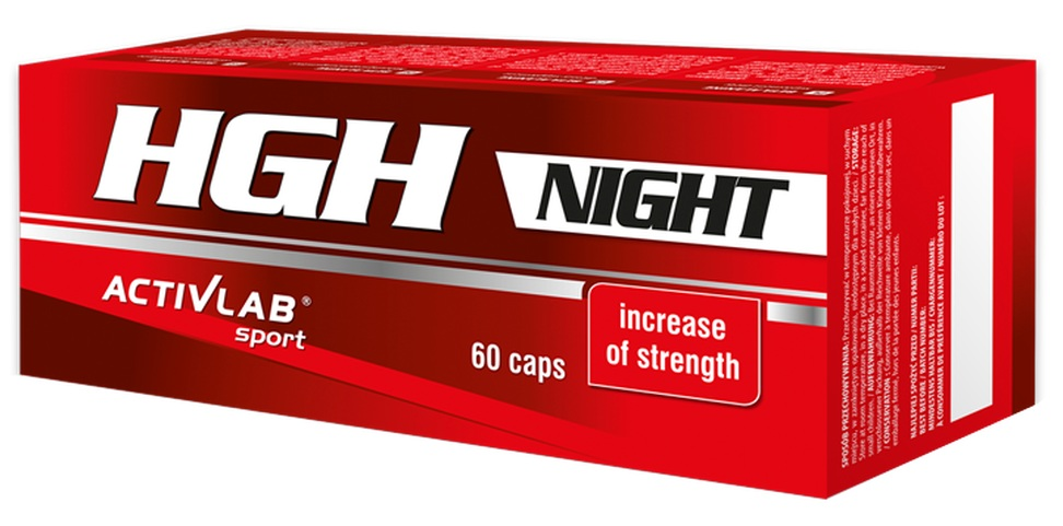 HGH Night ActivLab (60 cap)