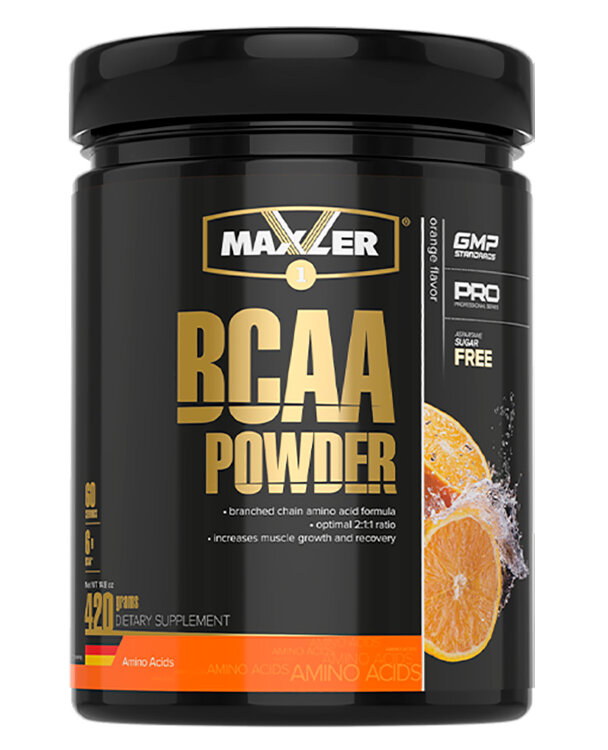 BCAA Powder Maxler (420 gr)