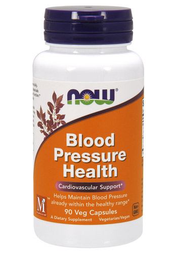 Blood Pressure Health NOW (90 вег. кап)