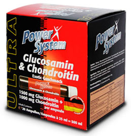 Glucosamin & Chondroitin (Joint Support) Power System 20 амп