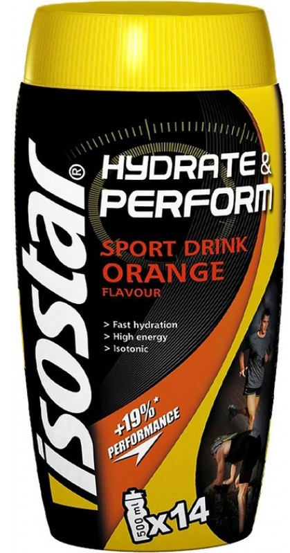 Hydrate and Perform Isostar (560 gr)