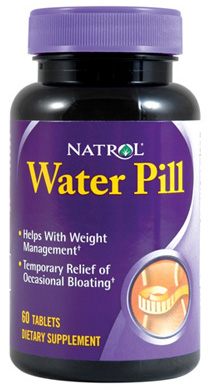 Water Pill Natrol (60 таб)