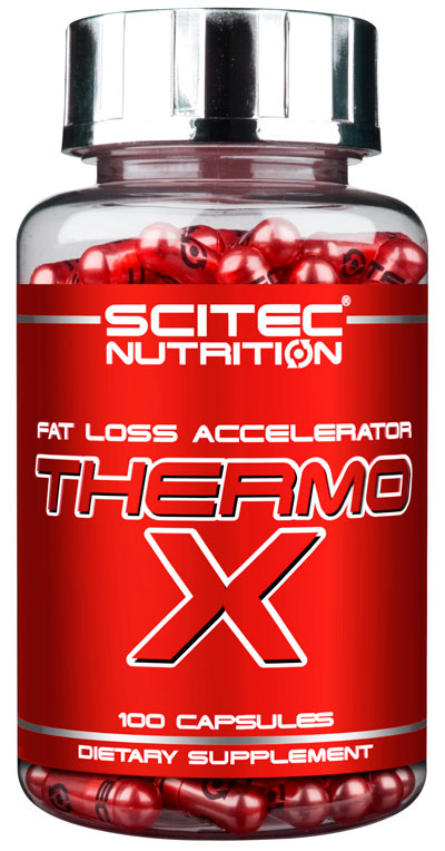 THERMO-X SCITEC NUTRITION (100 cap)