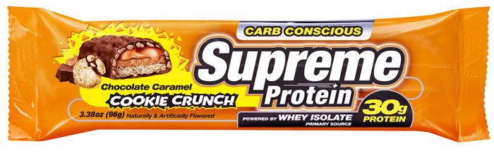 Supreme Protein Carb Conscious Bar (90-96 gr)