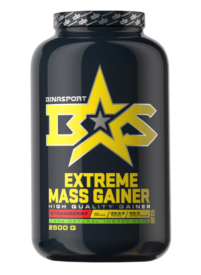 Extreme Mass Gainer Binasport (1500 гр)(годен до 09/02/2018)