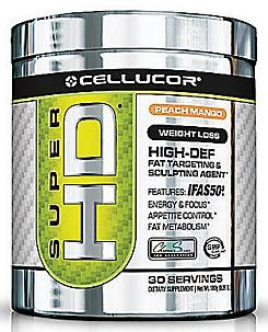 Super HD Powder Cellucor (180 гр)