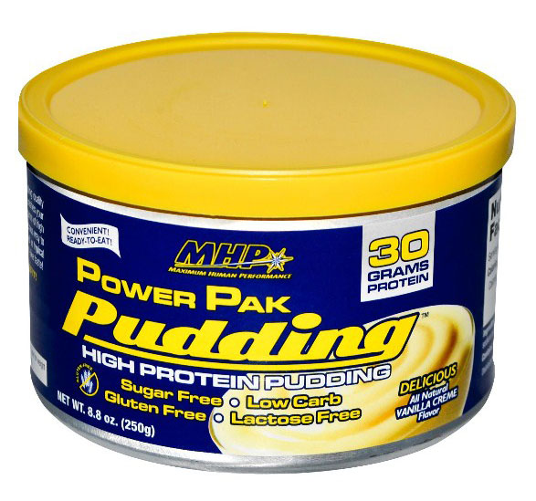 Power Pak Pudding MHP (250 gr)