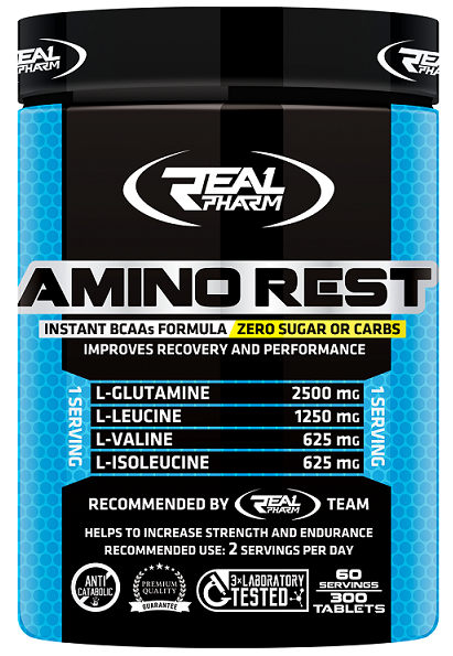 Amino Rest Real Pharm (300 таб)