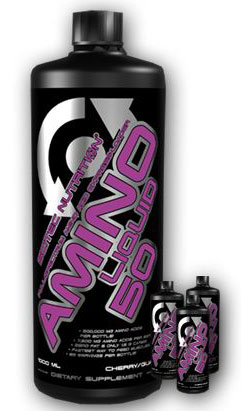 AMINO LIQUID 50 SCITEC NUTRITION (1 л)