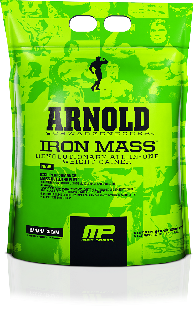 Iron Mass MusclePharm Arnold Series (4540 гр)