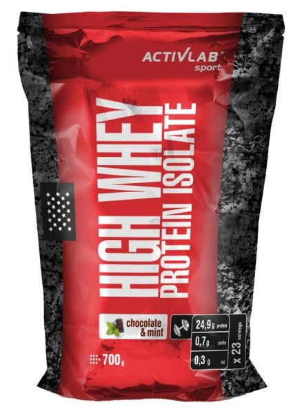 High Whey Protein Isolate ActivLab (700 гр)