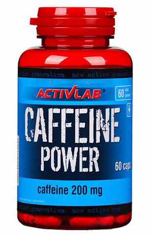 Caffeine Power ActivLab (60 кап)