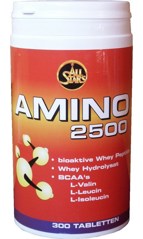 Amino 2500 All Stars (300 tab)