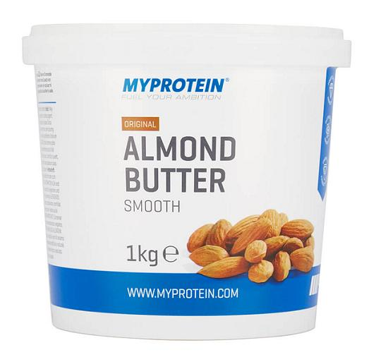 Almond Butter Smooth Myprotein (1000 гр)
