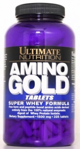 Amino Gold Ultimate Nutrition (325 таб)