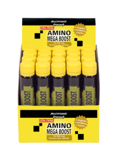 Amino Mega Boost Multipower (20 амп x 25 мл)
